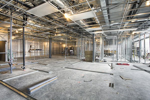 office construction uk