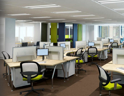 office fit out leeds